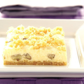 Heavenly Cream Squares