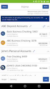 First Citizens Mobile Banking- screenshot thumbnail