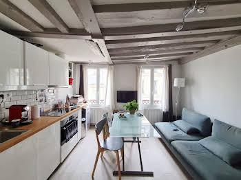 Studio meublé 27,42 m2