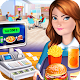 High School Café Cash Register Girl: Kids Game