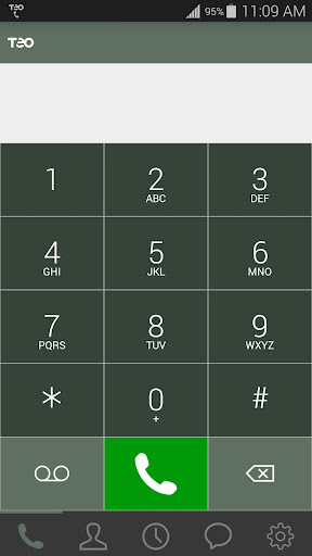 Teo Softphone for Android