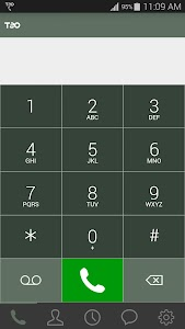 Teo Softphone for Android screenshot 0