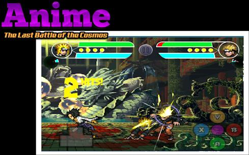 Anime: The Last Battle of The Cosmos Mod Apk 1.09 6