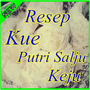 Resep Kue Putri Salju Keju Spesial Lembut Terbaru - Apps on
