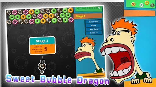 Sweet bubble Dragon