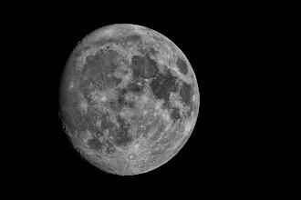 Photo: Waxing Moon
