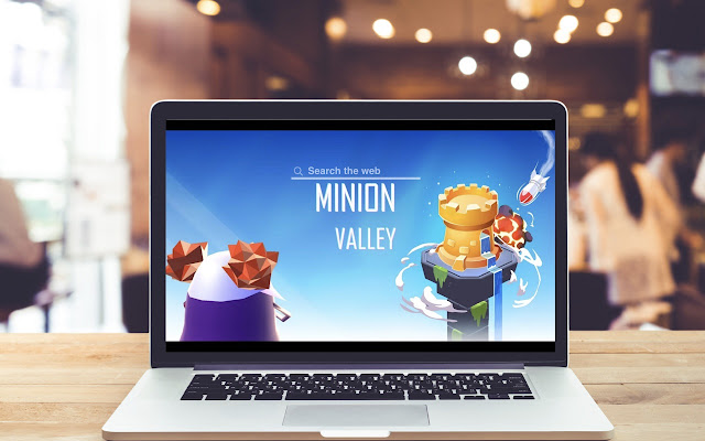 Minion Valley HD Wallpapers Game Theme