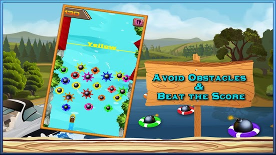 River Rush Guide your Boat Out- screenshot thumbnail