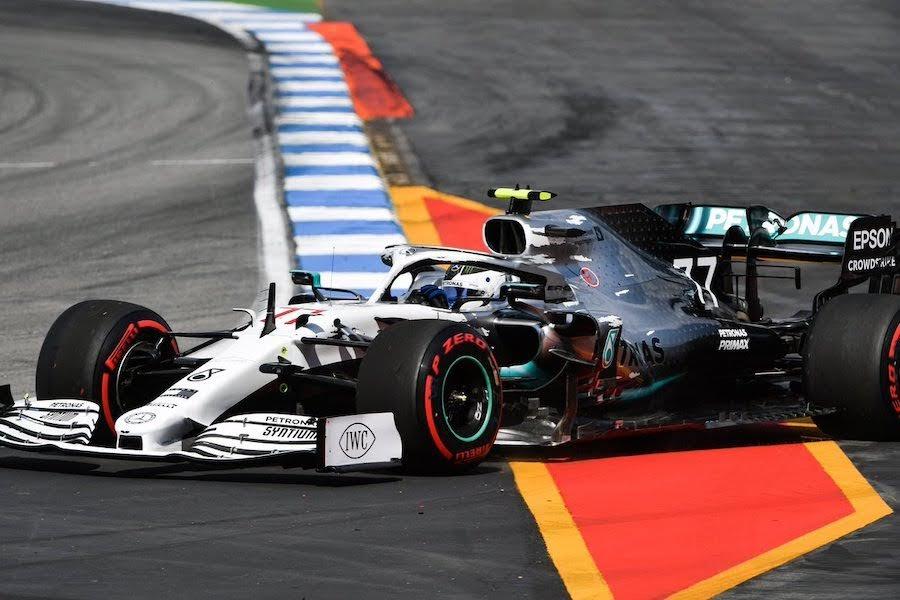 F1第11戦ドイツGP・メルセデス125周年