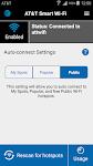 screenshot of AT&T Smart Wi-Fi