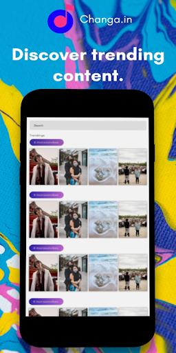 Changa Indian app screenshot 4