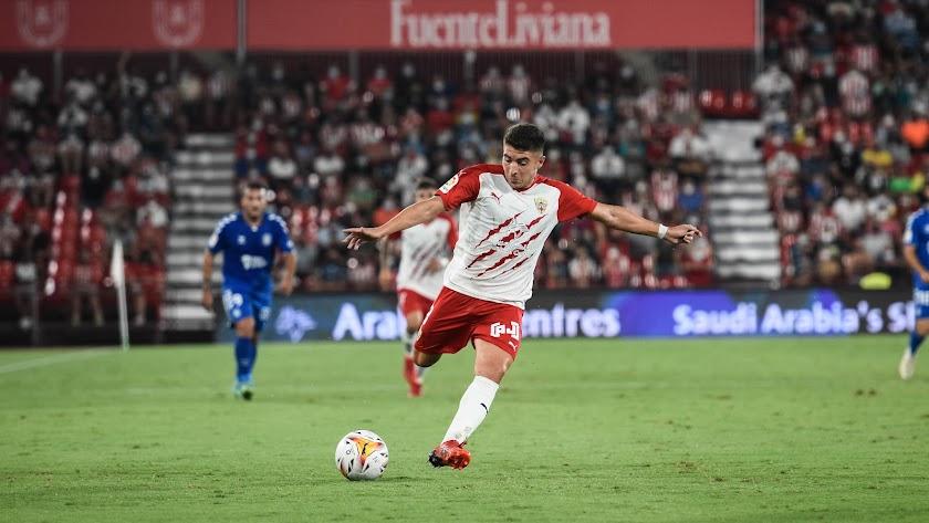 Firmó dos temporadas en el club rojiblanco de Turki Al-Sheikh.
