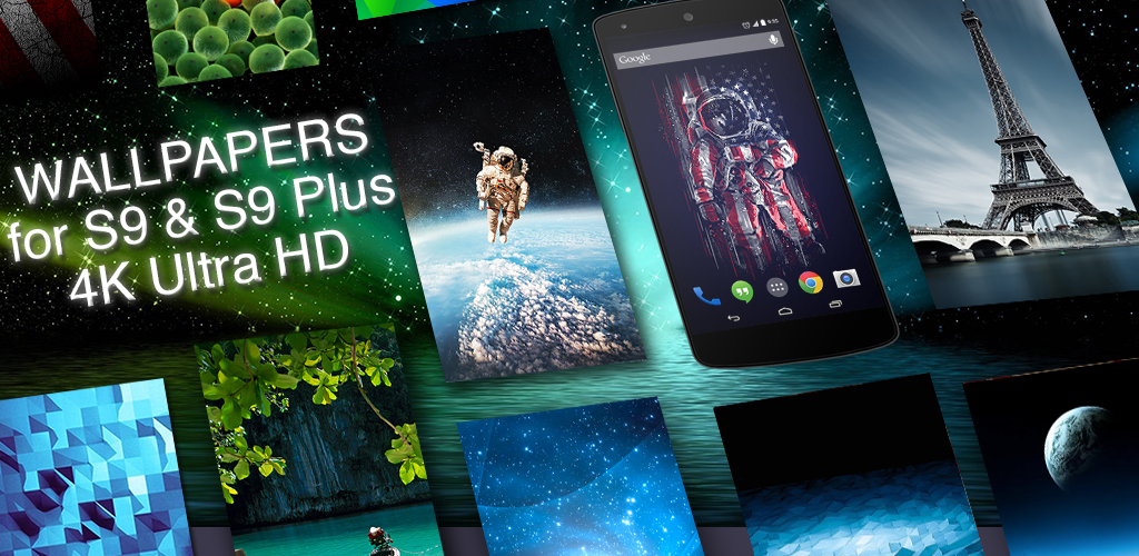 Wallpapers 4K For S9 | Backgrounds Ultra HD APK Download com tkbit