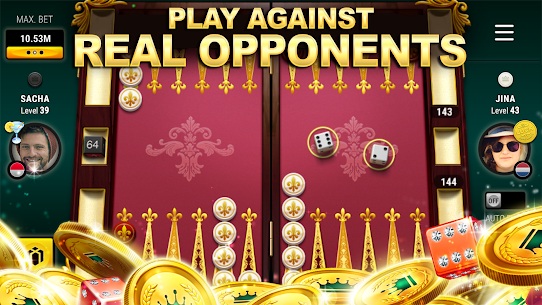 Backgammon Live: Play Online Backgammon Free Games 2