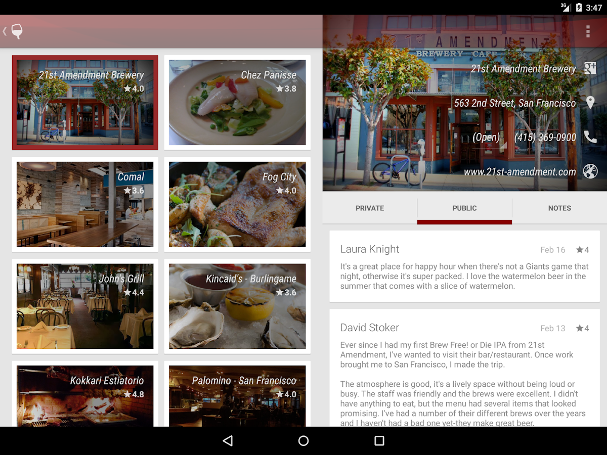 Dining Out - screenshot