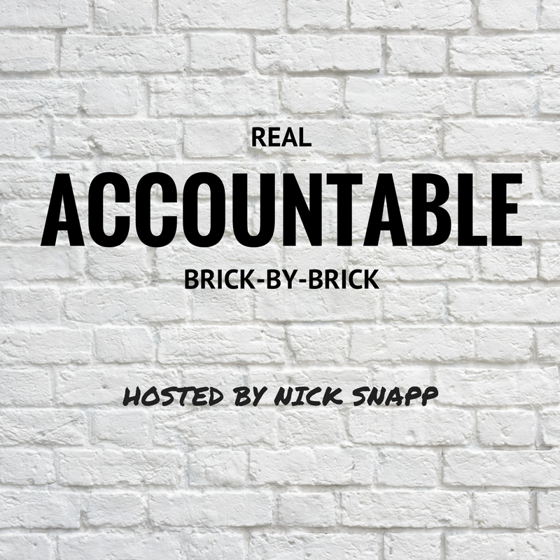 Real Accountable Cover