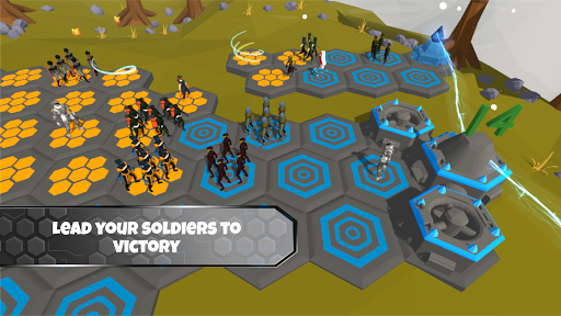 HEX Strategy - rundenbasierte Screenshots von Strategiespielen 1
