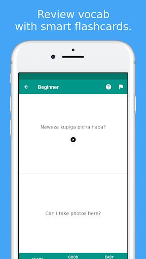 Simply Learn Swahili screenshots 4
