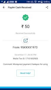 MoneyNest - náhled