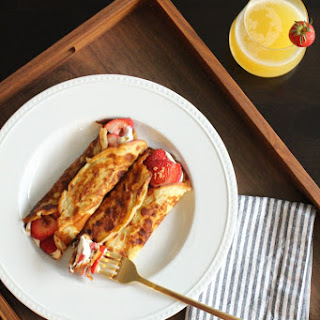 Sour Cream Crepes Recipes.