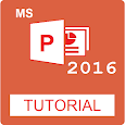 Learn MS PowerPoint 2016 FULL icon