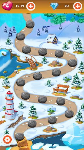 Bunny & Fox Pop 2020 : Bubble Shooter android2mod screenshots 4