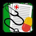 Doctors Management App icon