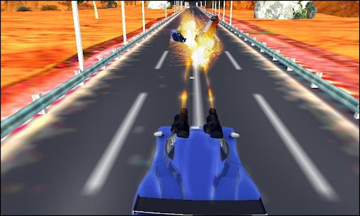 Death Racing Rivals 3D- screenshot thumbnail