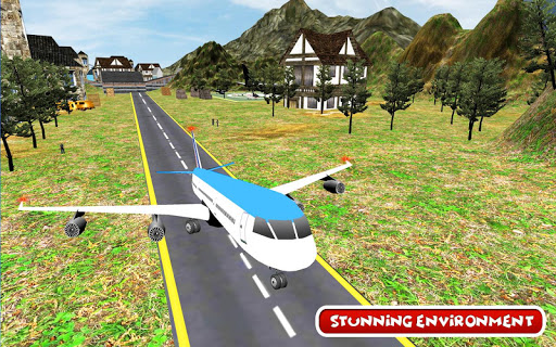 Aeroplane Games: City Pilot Flight  screenshots 8