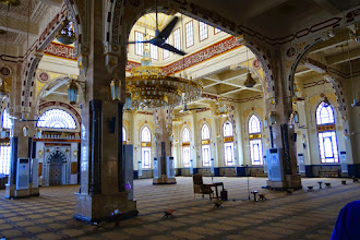 Photo: Inside the mosque