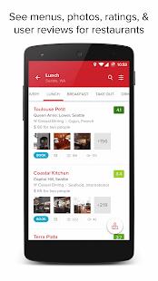 Zomato - Restaurant Finder- screenshot thumbnail