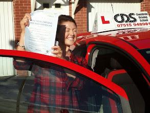 Photo: cwmbran driving school katie