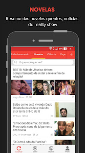App Central das Notícias lite APK for Windows Phone