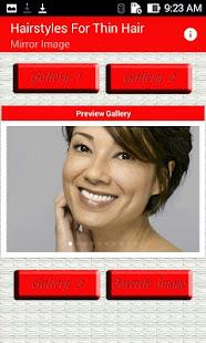 Frisuren Für Dünnes Haar Apps Bei Google Play