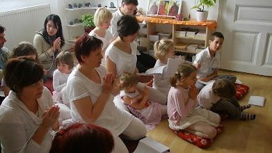 Photo: recitace - chanting pirit