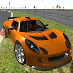 Real rally car racing 2019 driving simulator Icon
