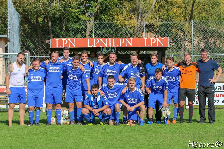 TVK II – SC Holzhausen  2:0  (1:0)