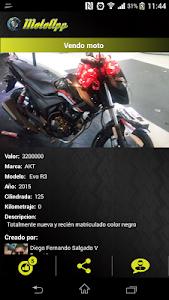 MotoApp screenshot 4