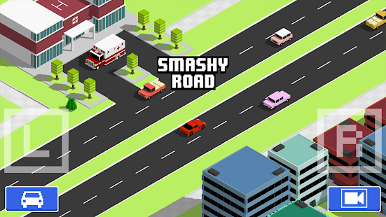 Smashy Road: Wanted for winphone