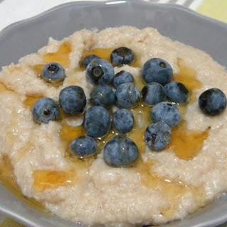 Oat Porridge With Berries Recipes