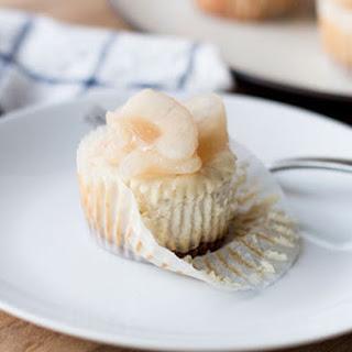 Apple Pie Mini Cheesecakes.