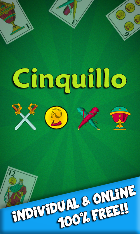 CiNQuiLLo- screenshot