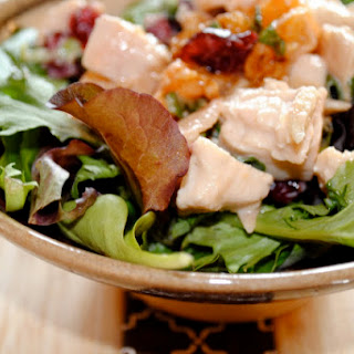 Apricot Chicken Salad.