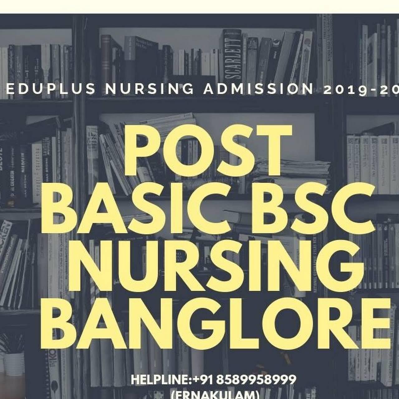 MSC AND POST BSC NURSING - Nursing Agency in ERNAKULAM