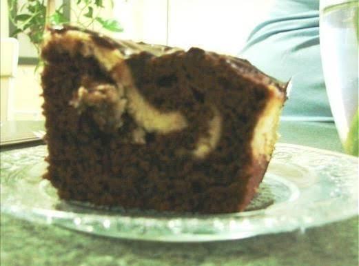 Fudge Ribbon Sheet Cake Recipe