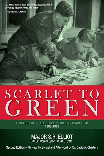 Scarlet to Green cover