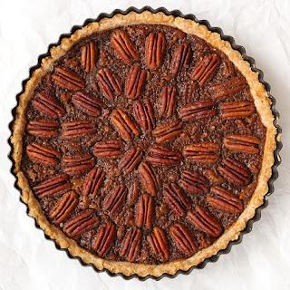 Easy Vegan Pecan Pie