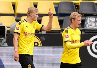 Erling Haaland, blessé face au Bayern Munich, manquera le match de ce week-end