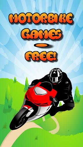 Motorbike Fun Games - FREE