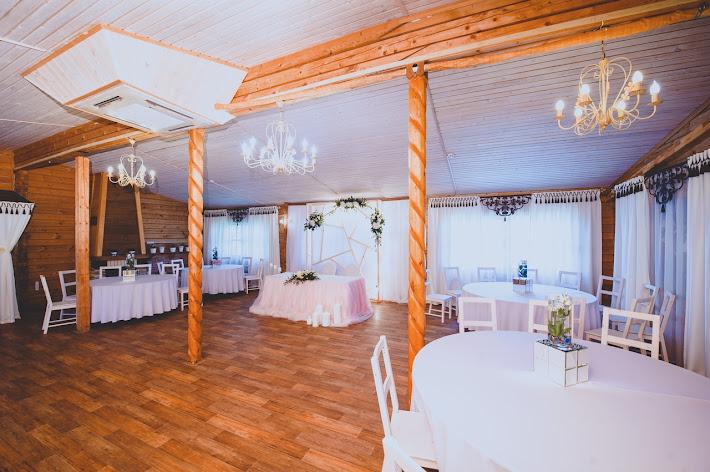 Фото №7 зала Свадебный парк «Изгиб»